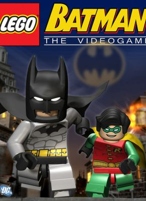 Obal hry LEGO: Batman The Videogame