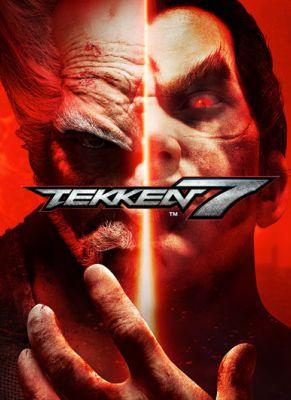 Obal hry Tekken 7