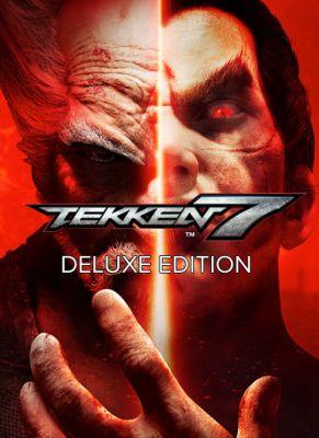 Obal hry Tekken 7 Deluxe Edition