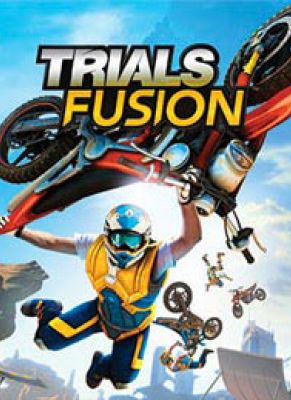 Obal hry Trials Fusion Deluxe Edition