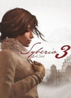 Obal hry Syberia 3