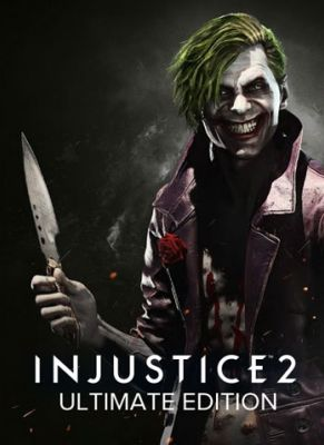 Obal hry Injustice 2 Ultimate Edition