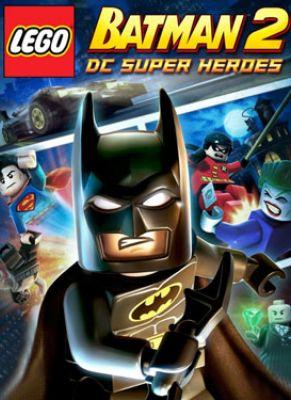 Obal hry LEGO: Batman 2 DC Super Heroes