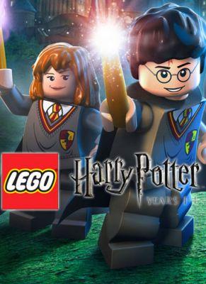 Obal hry LEGO: Harry Potter roky 1-4