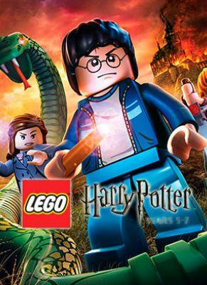 Obal hry LEGO: Harry Potter roky 5-7