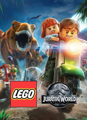 Obal hry LEGO: Jurrasic World