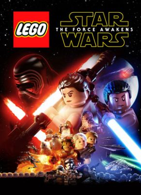 Obal hry LEGO: Star Wars the Force Awakens