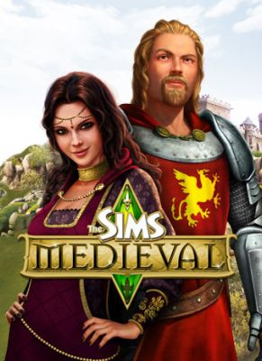 Obal hry The Sims Medieval