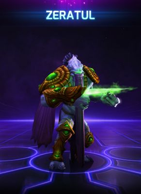 Obal hry Zeratul Heroes of the Storm