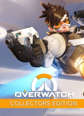 Obal hry Overwatch: Collector's Edition