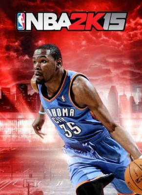 Obal hry NBA 2K15