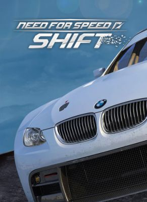 Obal hry Need for Speed SHIFT