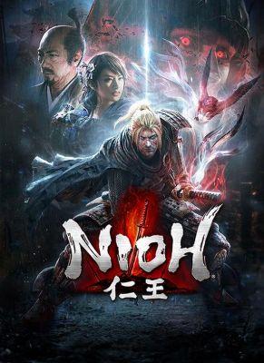 Obal hry Nioh