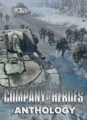 Obal hry Company of Heroes Anthology