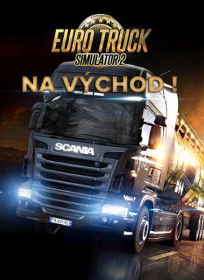 Obal hry Euro Truck Simulator 2: Na Východ!