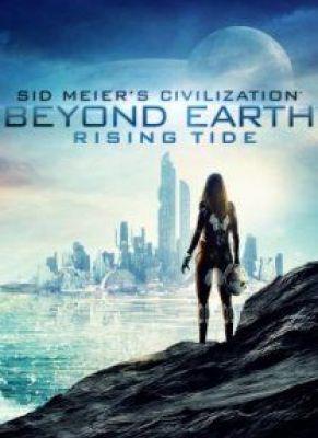 Obal hry Sid Meier's Civilization: Beyond Earth-Rising Tide