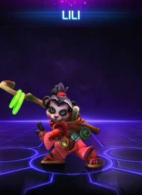 Obal hry Li Li Heroes of the Storm