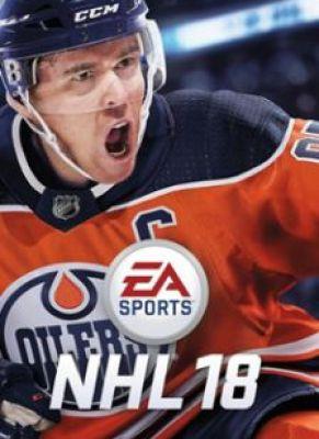 Obal hry NHL 18