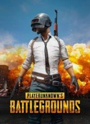 Obal hry Player Unknown's Battlegrounds