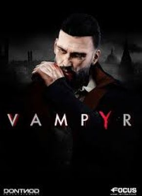 Obal hry Vampyr
