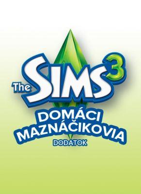 Obal hry The Sims 3 Domáci maznáčikovia