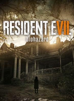 Obal hry Resident Evil 7: Biohazard