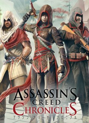 Obal hry Assassin's Creed Chronicles