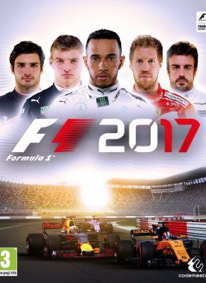 Obal hry F1 2017