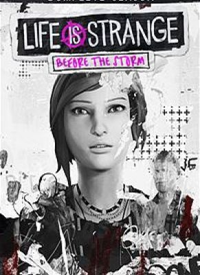 Obal hry Life is Strange: Before the Storm