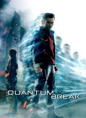 Obal hry Quantum Break