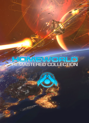 Obal hry Homeworld Remastered Collection