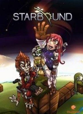 Obal hry Starbound