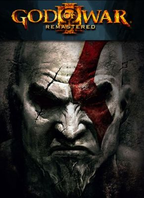 Obal hry God of War 3 Remastered
