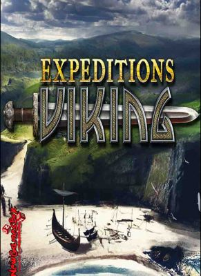 Obal hry Expedition: Viking