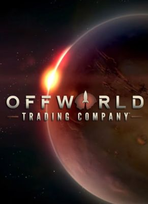 Obal hry Offworld Trading Company