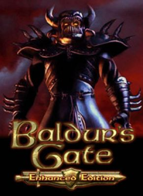 Obal hry Baldur's Gate Enhanced Edition