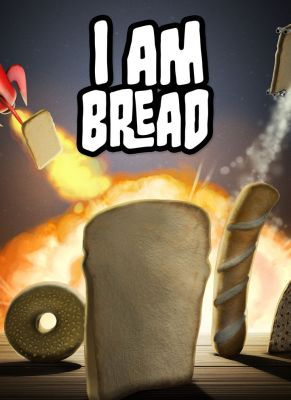 Obal hry I am Bread