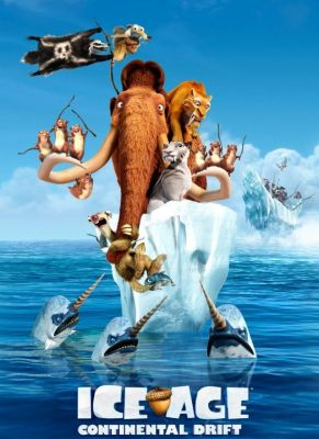 Obal hry Ice Age 4 Continental Drift: Arctic Games