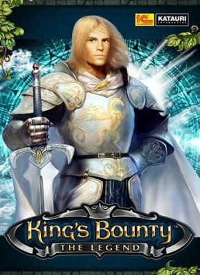 Obal hry King's Bounty: The Legend