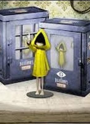 Obal hry Little Nightmares Six Edition