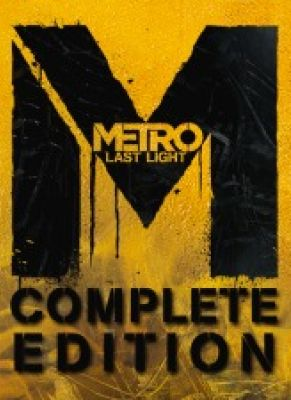 Obal hry Metro Last Light Complete Edition