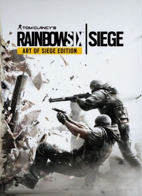 Obal hry Rainbow Six: Siege Art of Siege Editon