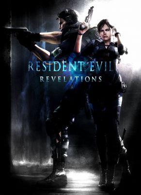 Obal hry Resident Evil: Revelations