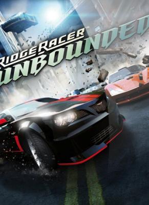 Obal hry Ridge Racer Unbounded Full Pack