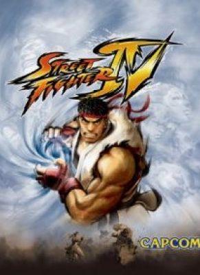Obal hry Street Fighter IV
