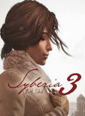 Obal hry Syberia 3 (D1 Edition)