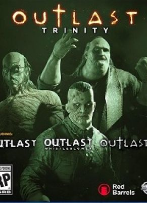 Obal hry Outlast Trinity