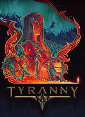 Obal hry Tyranny