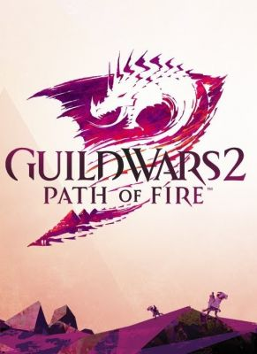 Obal hry Guild Wars 2 Path of Fire