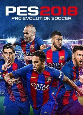 Obal hry PES 2018: Pro Evolution Soccer Premium Edition